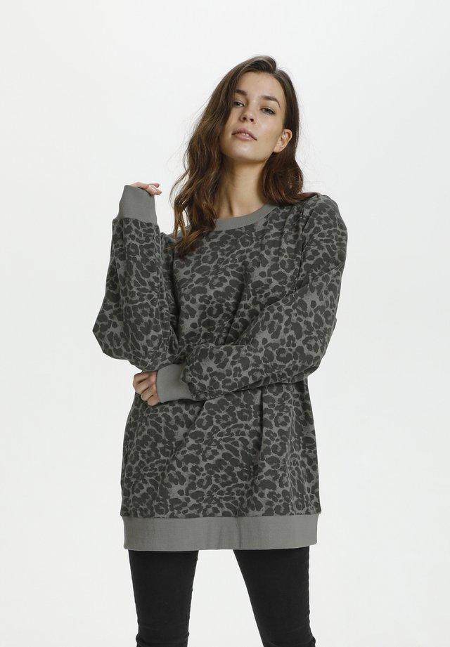 Felpa - leo gray