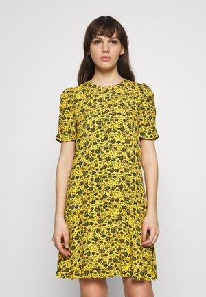 GEORGINA DRESS - Day dress - yellow