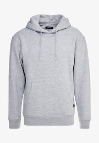 JJESOFT  - Hoodie - light grey melange