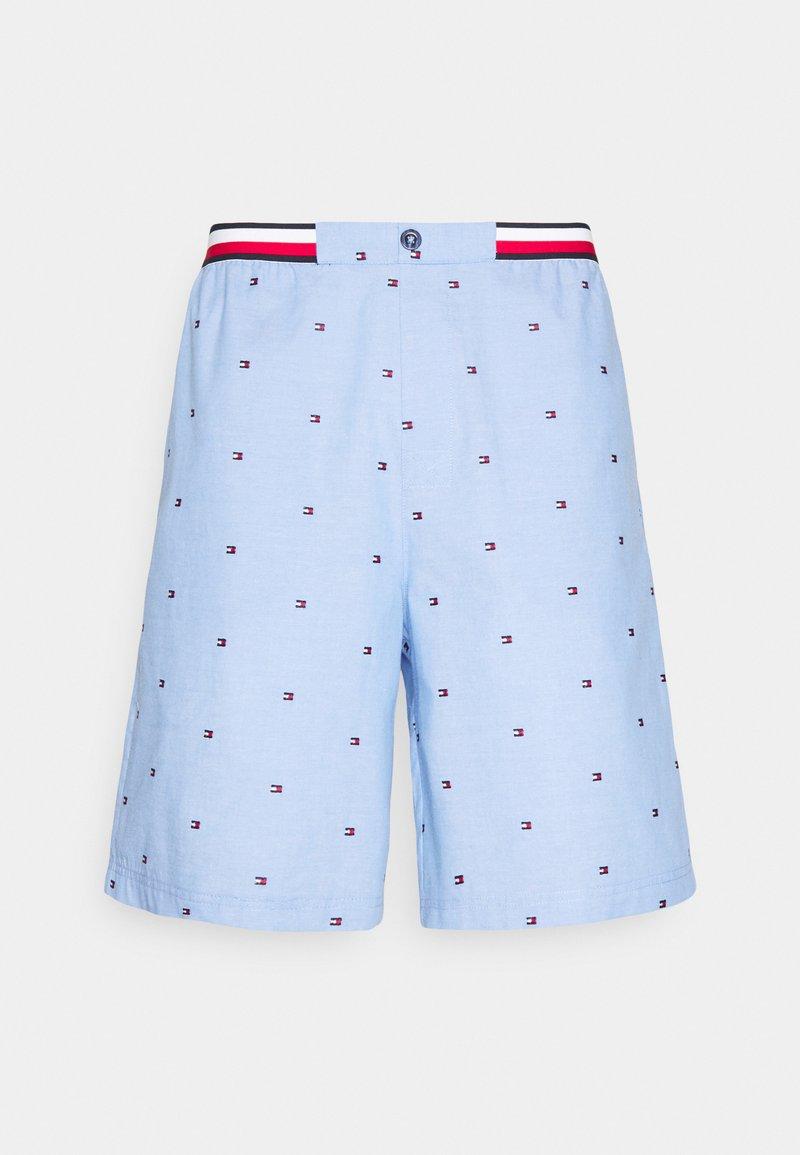 Tommy Hilfiger - MODERN - Pyžamový spodní díl - blue