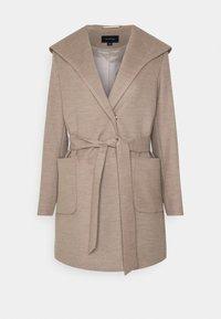 comma - Classic coat - camel mela - 4