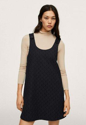 SALLY - Day dress - svart