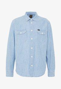 WORKERSHIRT - Shirt - summer blue