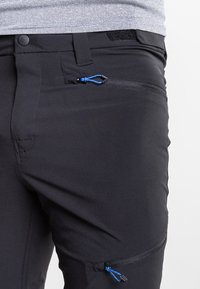 Luhta - AJOLA - Outdoor trousers - black - 3