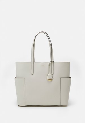 CARLYLE TOTE LARGE - Tote bag - vanilla/tan