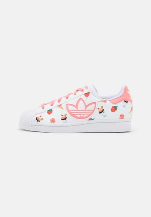 SUPERSTAR  - Baskets basses - footwear white/ray pink