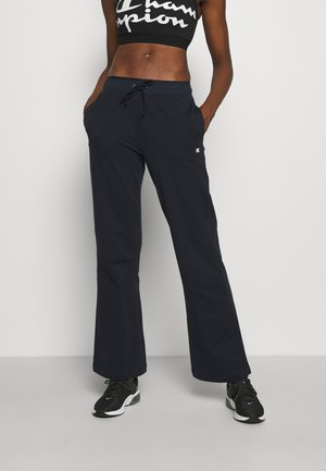 CUFF PANT - Tracksuit bottoms - navy