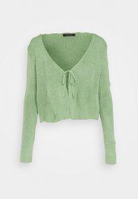Trendyol - Cardigan - mint - 4