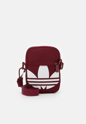 FEST BAG UNISEX - Across body bag - bordeaux