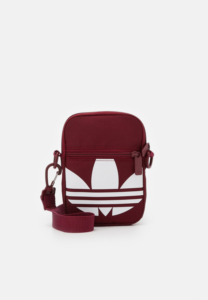adidas Originals - FEST BAG UNISEX - Skuldertasker - bordeaux