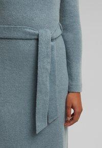 Esprit Collection - Gebreide jurk - grey blue - 4