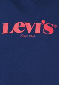 Levi's® - PEANUTS RELAXD GRAPHIC HOODIE - Jersey con capucha - blues - 6