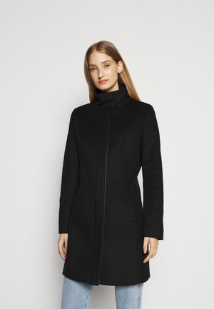 MALURA - Płaszcz wełniany /Płaszcz klasyczny - black