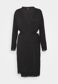 Pour Moi - SOFA LOVES LACE WRAP GOWN - Dressing gown - black - 0