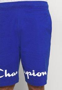Champion - BERMUDA - Short de sport - blue - 4