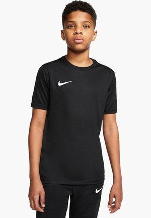 Basic T-shirt - schwarz (200)