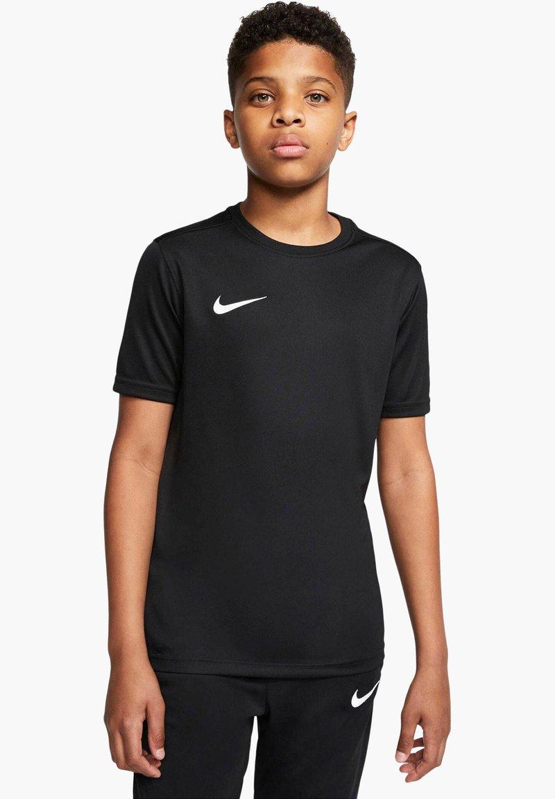 Nike Performance - T-shirt basic - schwarz (200)
