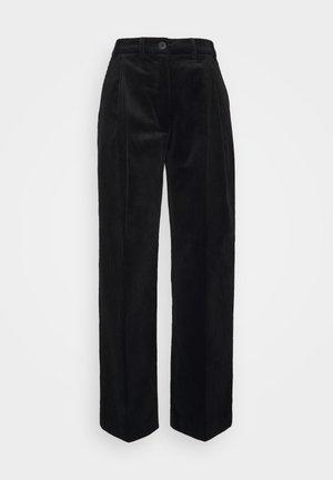 LUCAS - Spodnie materiałowe - black
