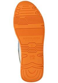 Scotch & Soda - CELEST - Sneakers laag - bordo multi - 4