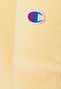 Champion Reverse Weave - HOODED - Hoodie - light yellow - 2