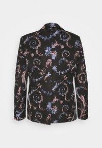 Twisted Tailor - WOOLATON SUIT - Suit - black - 3