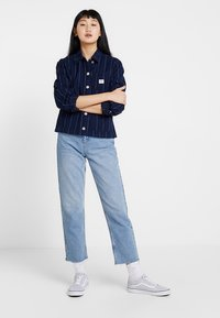Lee - CHORE JACKET - Veste en jean - blue work - 1