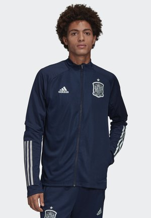 SPAIN FEF TRACK JACKET - Article de supporter - collegiate navy