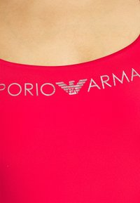Emporio Armani - SWIMSUIT - Swimsuit - rosso - 5