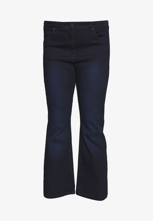 KIM - Jeans bootcut - indigo