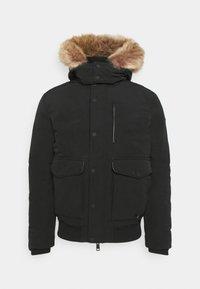 PILOT JACKET - Winter jacket - jet black