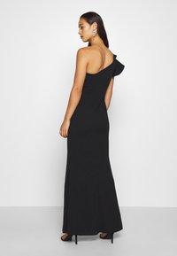 WAL G. - ONE SHOULDER DRESS - Occasion wear - black - 2