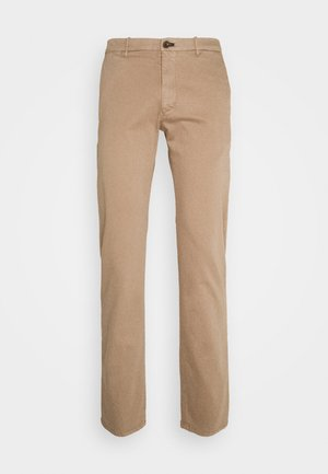 STEEN - Trousers - beige