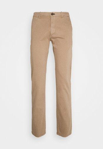 STEEN - Trousers - beige