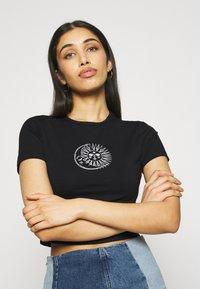 Even&Odd - T-shirts print - black - 4