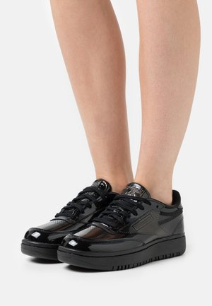 CLUB C DOUBLE - Zapatillas - black