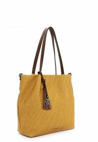 Emily & Noah - ELKE - Shopping bag - yellow - 2