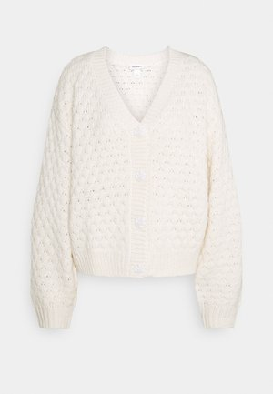 NINNI CARDIGAN - Kardigan - off-white