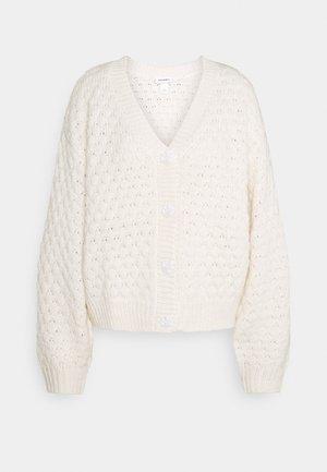 NINNI CARDIGAN - Cardigan - off-white