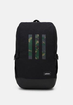 CAMO UNISEX - Rucksack - black/multicolor