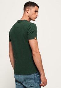 Superdry - T-shirt basic - buck green marl - 2