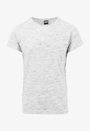 Camiseta básica - white/grey
