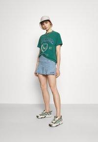 BDG Urban Outfitters - MINI KILT SKIRT - Minijupe - summer bleach - 1