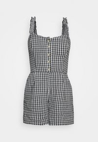 Hollister Co. - BARE ROMPER - Jumpsuit - black