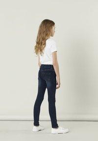 Name it - SKINNY FIT - Jeans Skinny Fit - dark blue denim - 1