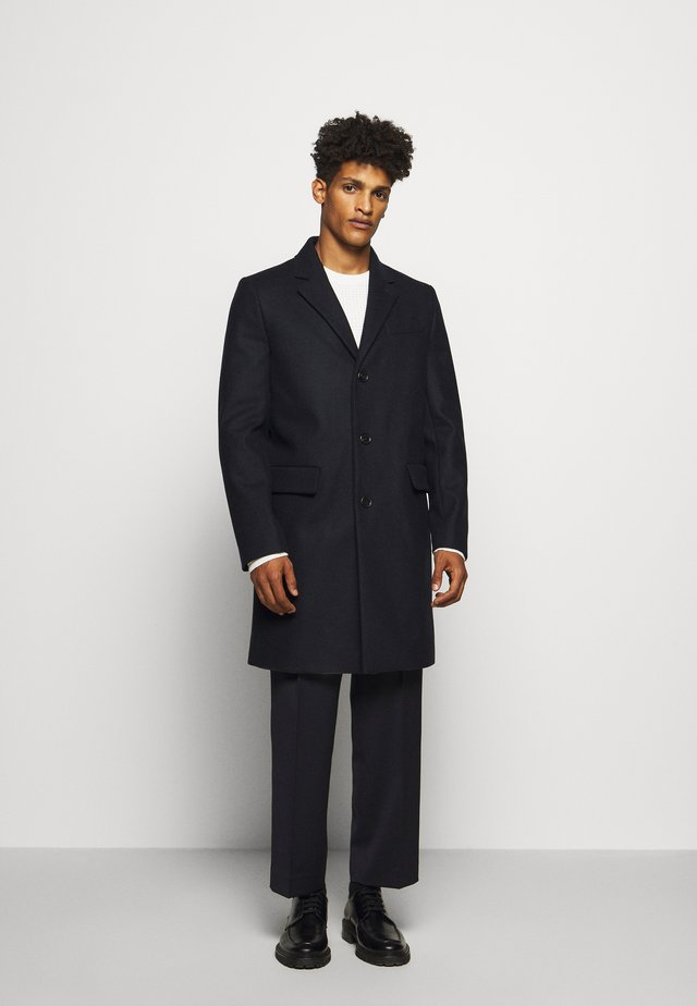 RHINE COAT - Klasický kabát - navy