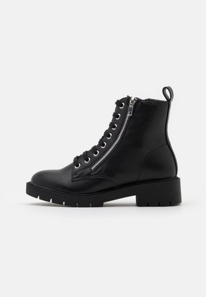 ELITE LACE UP - Lace-up ankle boots - black
