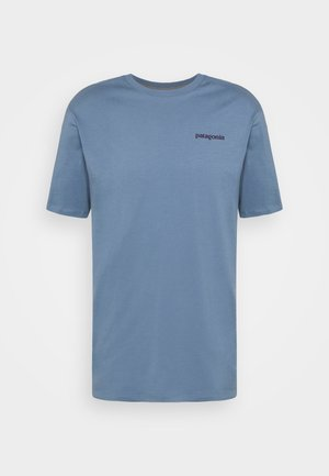 FLYING FISH - T-shirt imprimé - pigeon blue