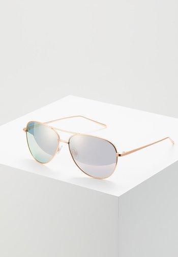 NANI - Sunglasses - rosegold-coloured