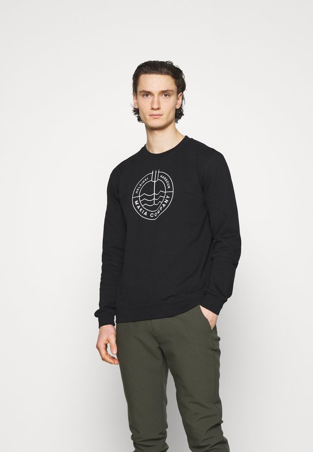 TRIDENT - Sweatshirt - black
