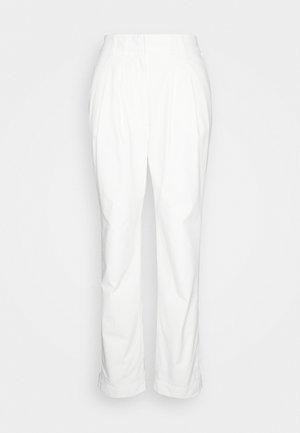 CASUAL - Bukse - white fog